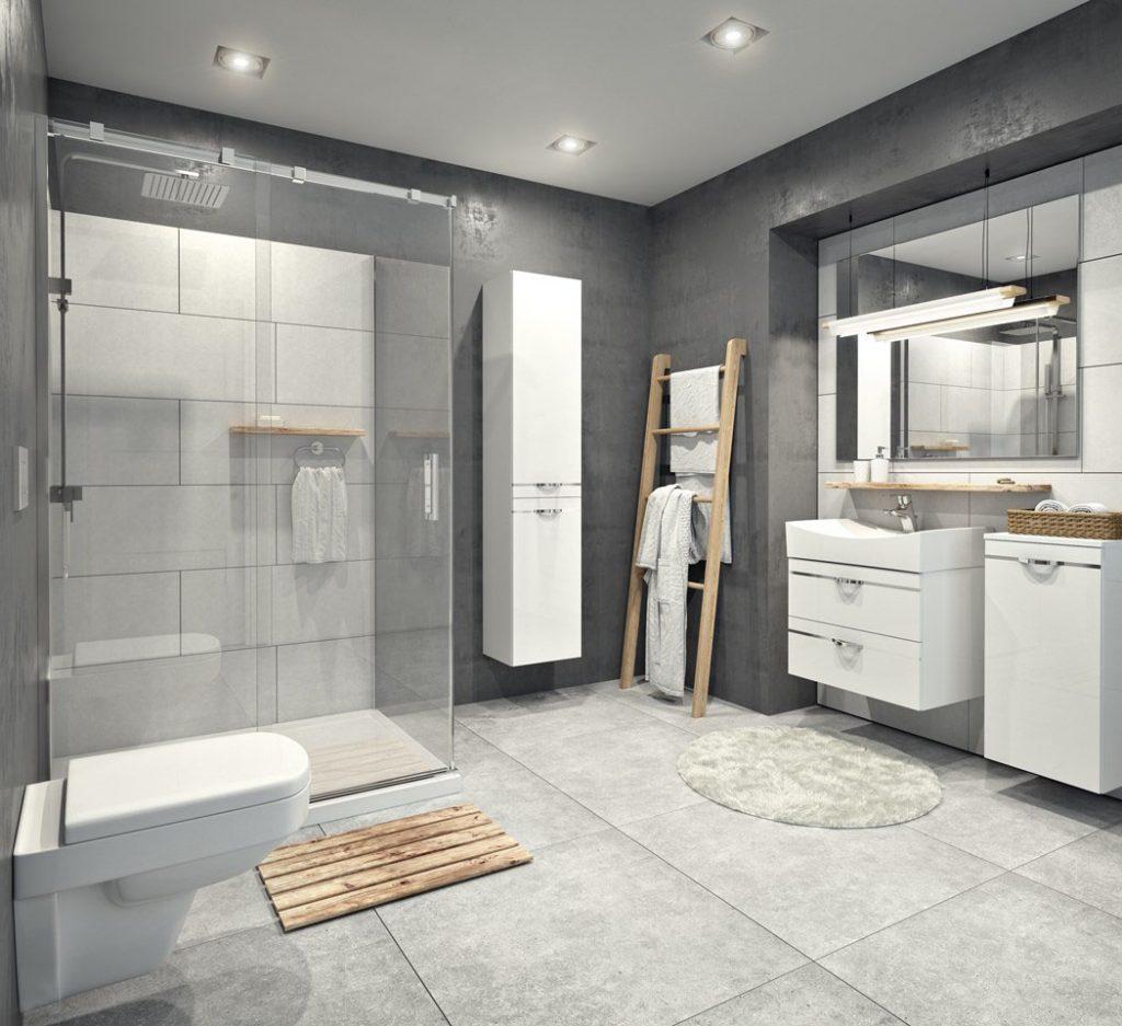 Salle De Bain Rouge Et Blanc du blanc dans la salle de bain - comment introduire une base