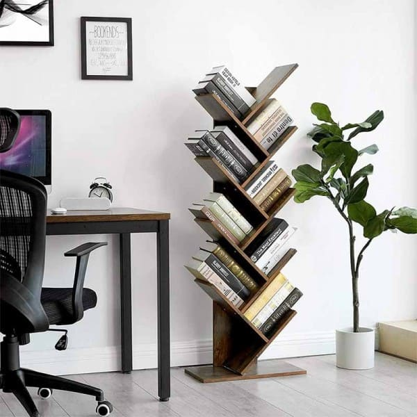 vasagle-etageres-bibliotheque-arbre-a-8-niveaux-style-industriel-lbc11bx
